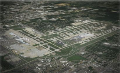Memphis International Airport (MEM) AGIS and ALP Property Map Development