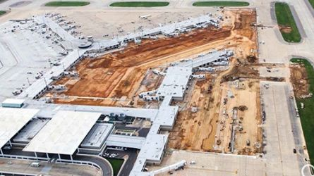 Memphis International Airport (MEM) Apron Reconstruction Memphis, Tennessee