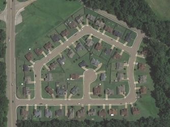 Kelsey Pointe Subdivision, Millington Tennessee